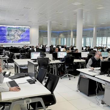 Nuevas oficinas Air Europa