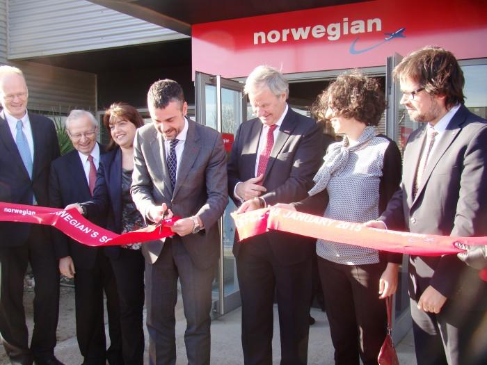 Norwegian Airlains